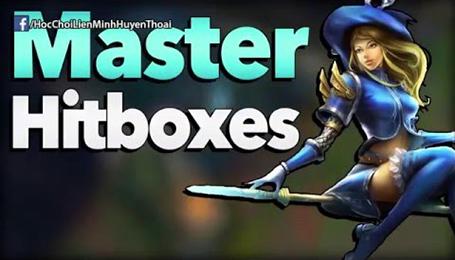 Cách sử dụng hitbox như một người chơi chuyên nghiệp