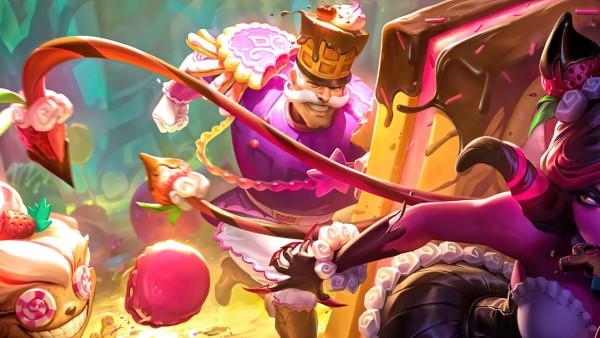 Bảo vệ đồng đội một cách hiệu quả với Vệ Thần Braum